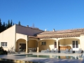 apd30roc4- villa avec piscine dans le sud de la france