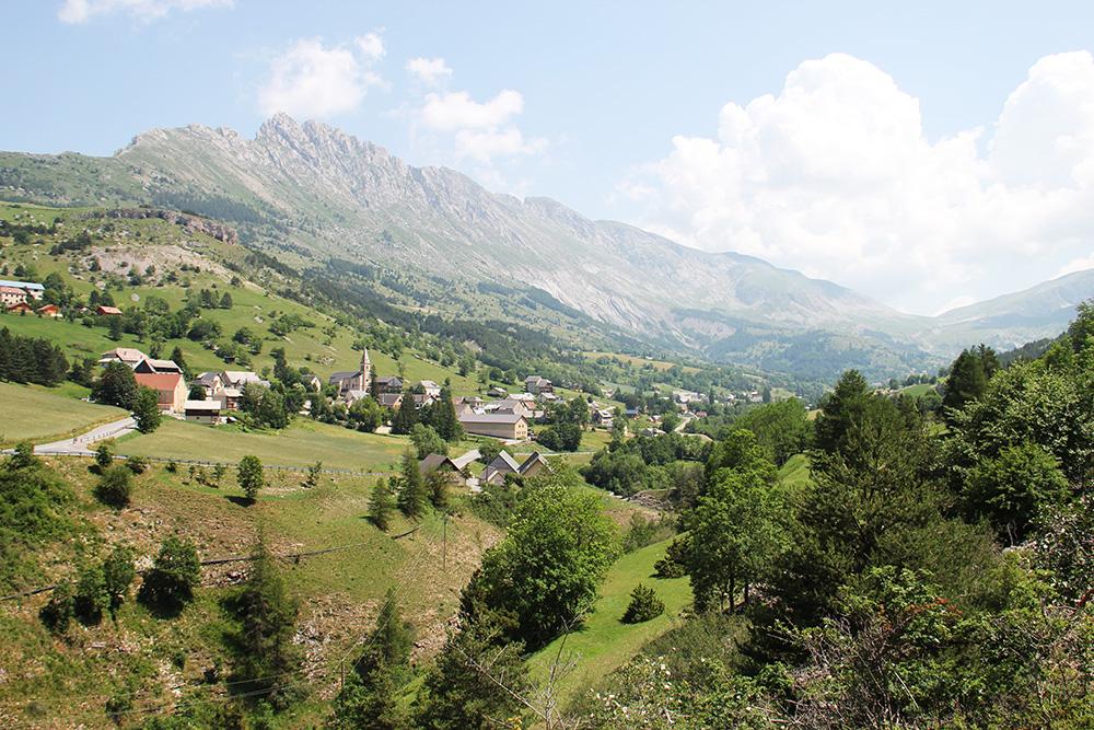 ladraille village