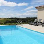 apd30est1- mas avec piscine panoramique
