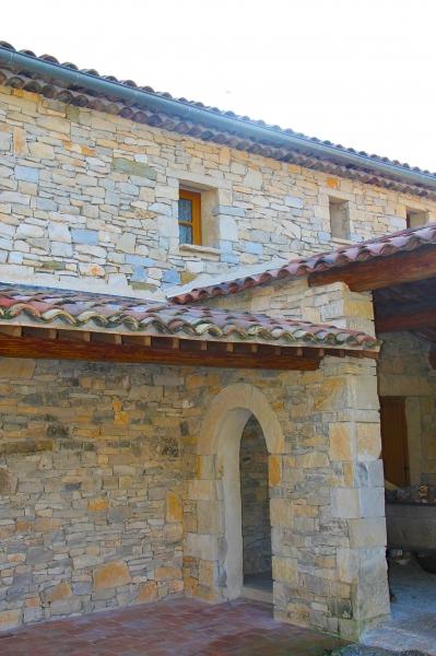 apd04lit- maison de vacance en pierre