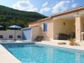 apd04sau1- maison de vacances avec piscine