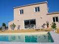 apd30roc2- maison avec pisicne dans le sud de la france